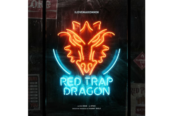 Stream iLoveMakonnen's New Mixtape, 'Red Trap Dragon'