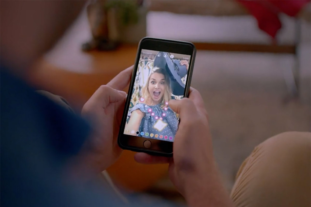 "Instagram Launches New Snapchat-esque Feature, ""Stories"""