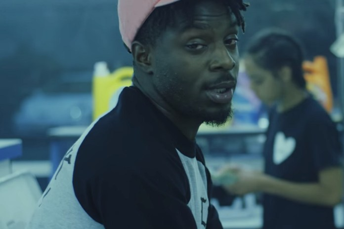 "Isaiah Rashad Shares Video for New Single ""Free Lunch"""