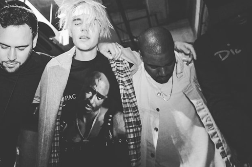 Justin Bieber Joined Team Kanye Last Night, Immediately Sends Shots at Taylor Swift