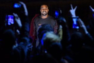 Kanye West Will Open 21 'Pablo' Pop-Up Shops Across the Globe This Friday