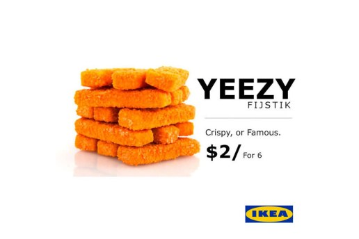 Here's What the Kanye West x IKEA Collaboration Might Look Like According to Internet Trolls