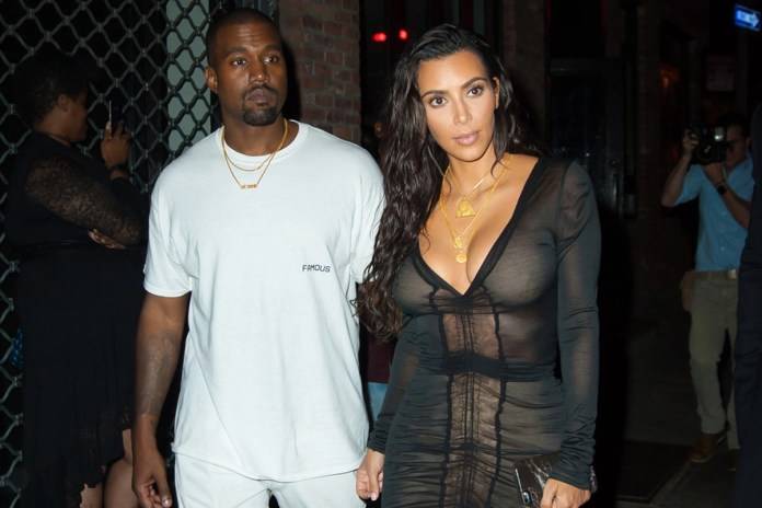Kanye West Spotted in Unreleased Yeezy Boosts After the 2016 MTV VMAs