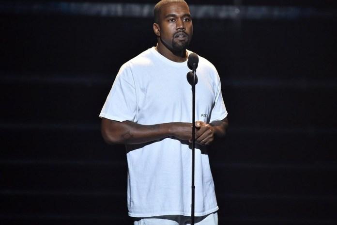Watch Kanye West's Full 2016 VMAs Speech