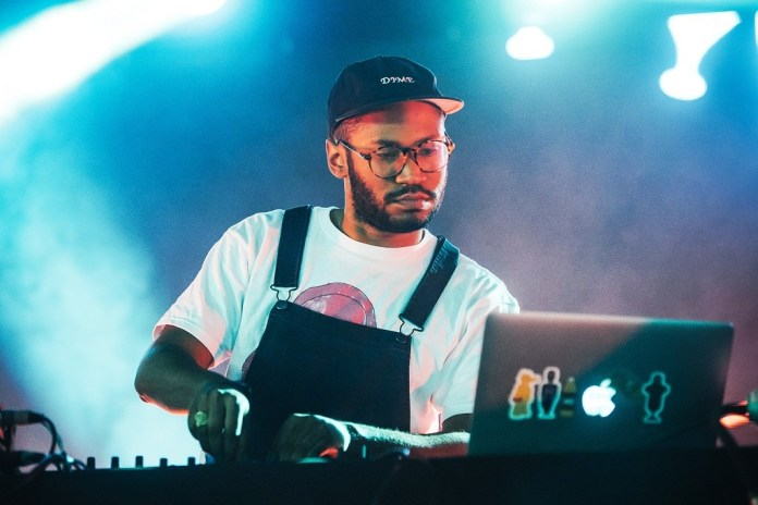 Kaytranada Reveals New Tour Dates