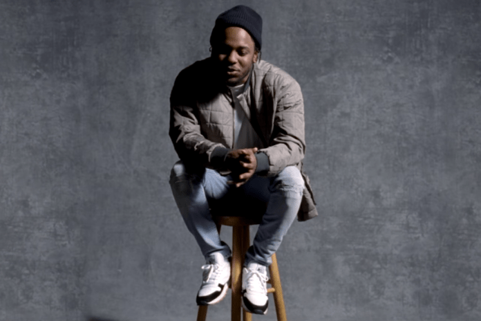 Watch Kendrick Lamar Spit Some Spoken Word