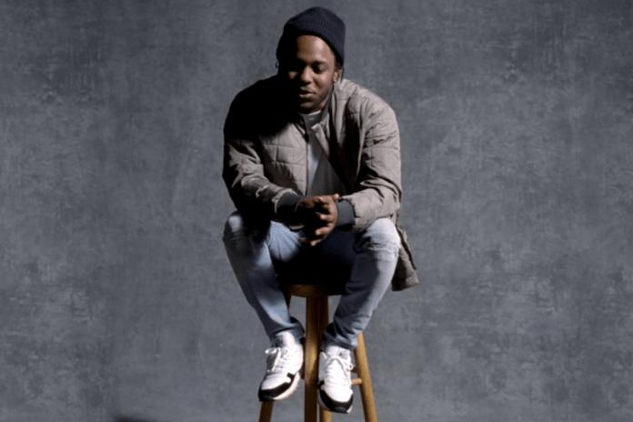 Watch Kendrick Lamar Spit Some Spoken Word