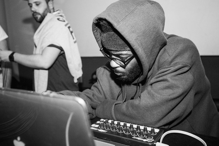"Knxwledge Remixes Rihanna & Drake's ""Work"""