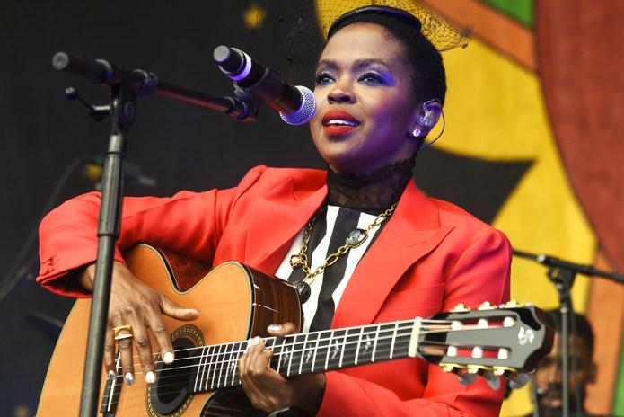 Lauryn Hill Announces 'MLH Caravan: A Diaspora Calling!' Tour