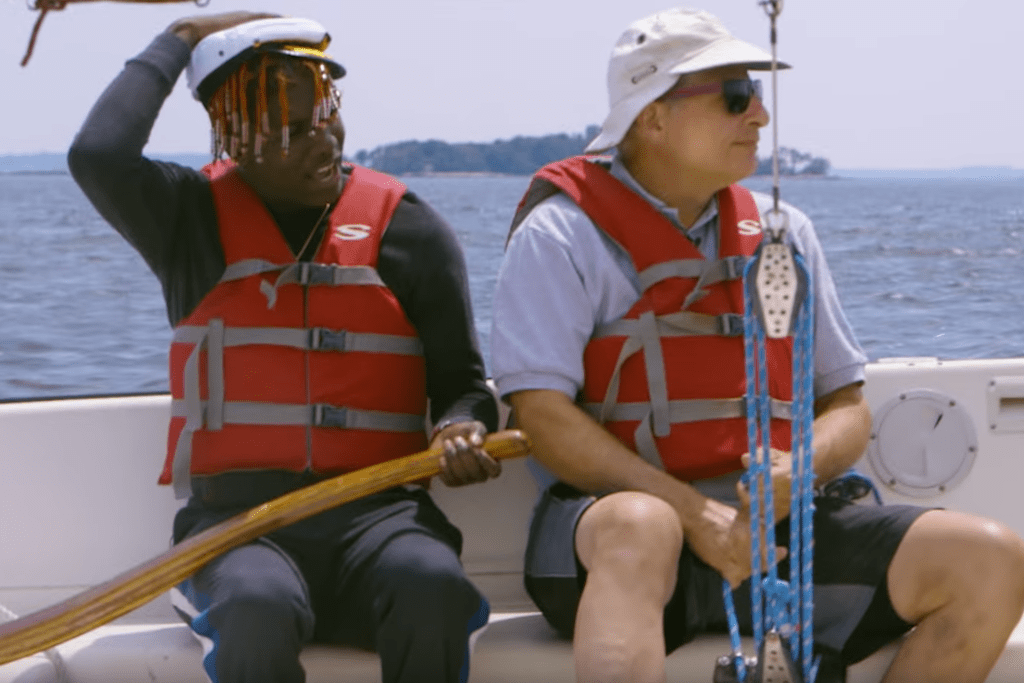 Watch Lil Yachty Go Sailing in The Big Apple
