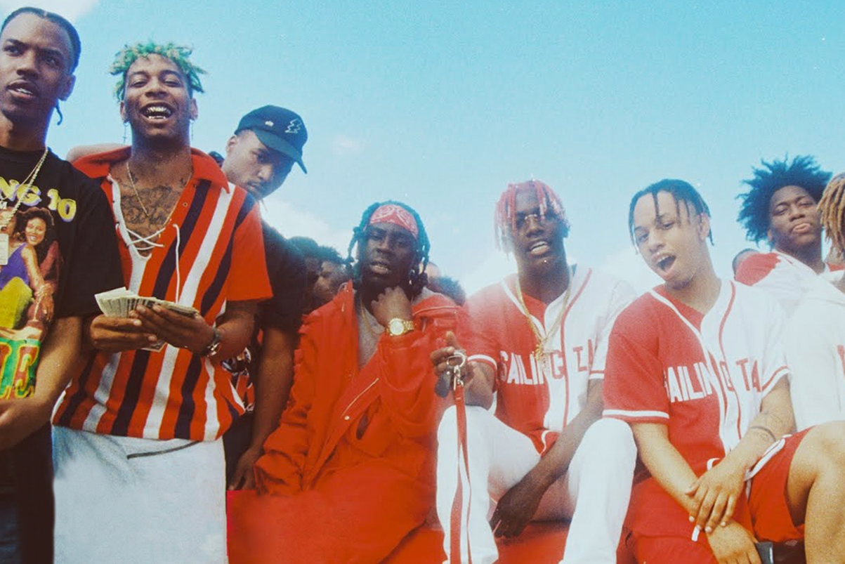 "Lil Yachty and the Sailing Team Link up in New Video for ""All In"""