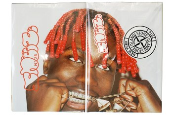 """Lil Yachty Is the Cover Star of 'SNEEZE' Magazine's """"Youth Is Money"""" Issue"""