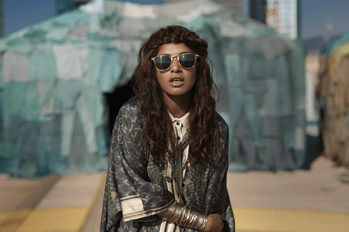 "M.I.A. Releases New Blaqstarr Remix for ""Bird Song"""