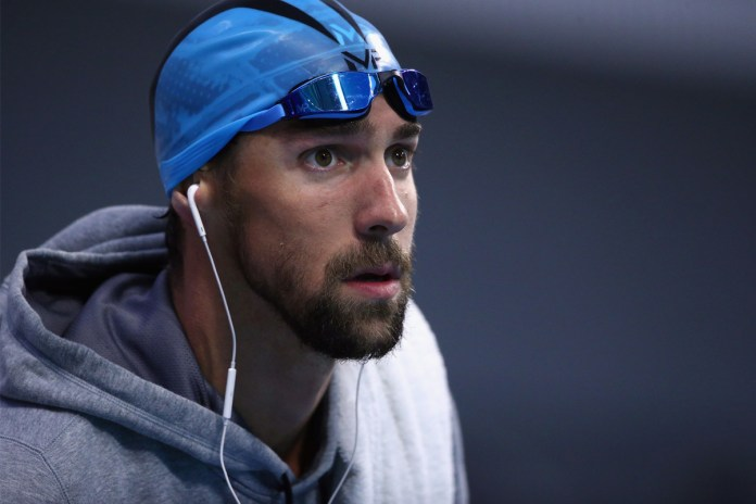 Michael Phelps Reveals 2 More Artists He Bumps Before His Big Races