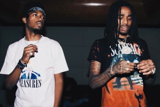 """Migos Link Up with Lil Uzi Vert & Metro Boomin For """"Bad and Boujee"""""""
