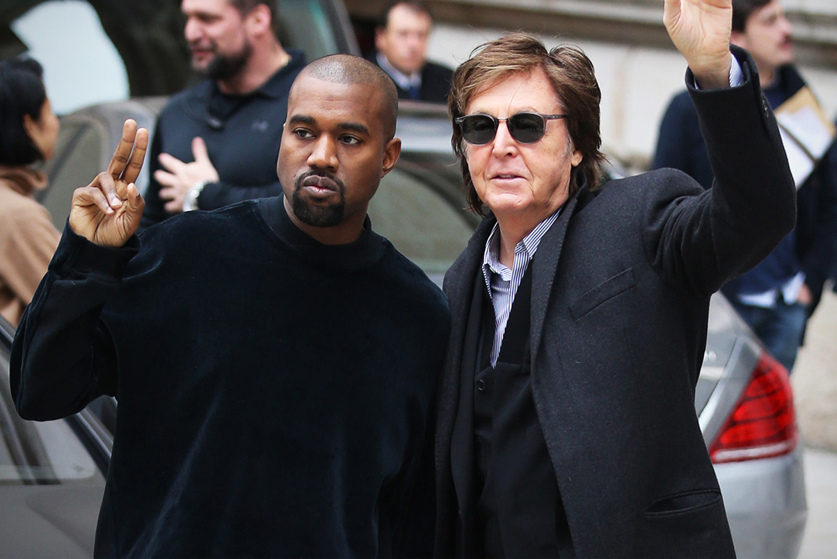 Paul McCartney Reveals Why He Loves Collaborating with Kanye West
