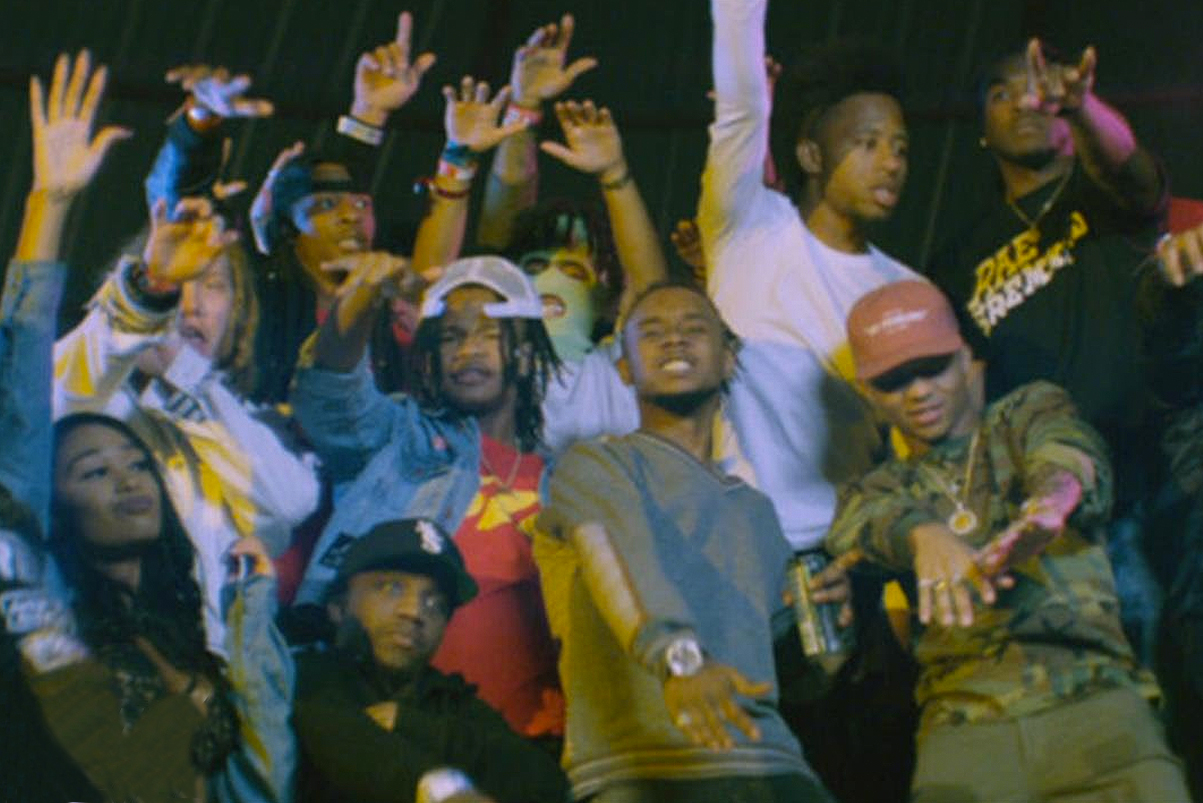 "Watch Rae Sremmurd Turn Up in New Video For ""Start A Party"""