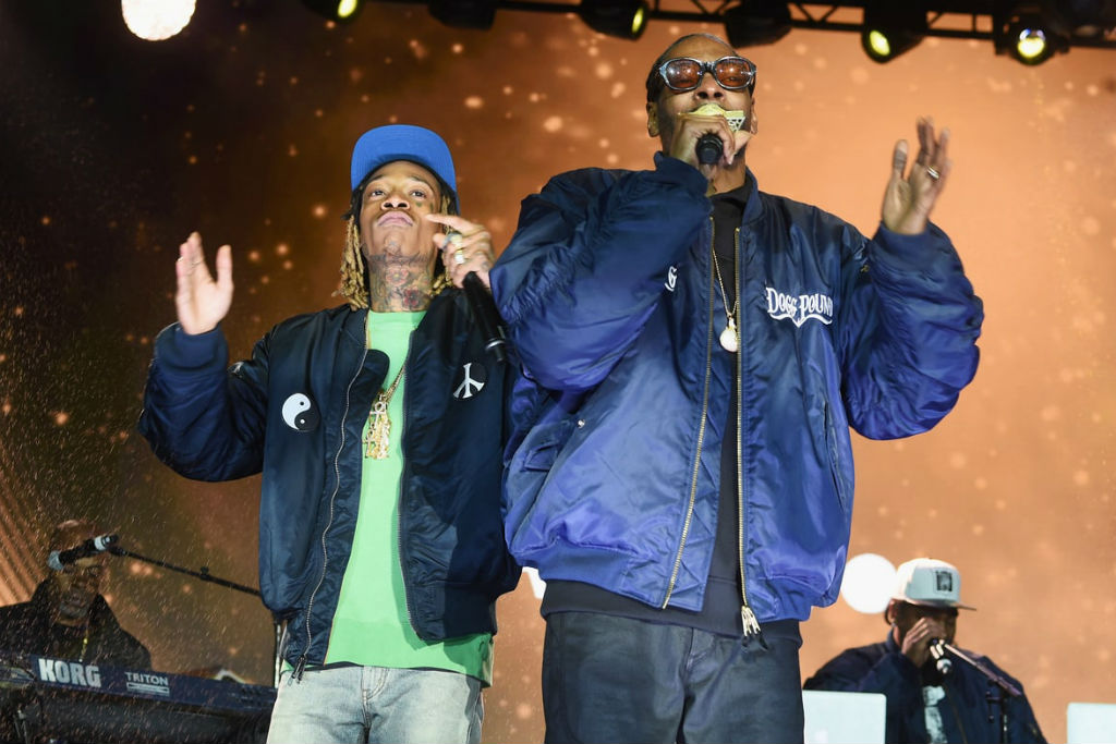 More Than 40 Injured After Rail Collapse at Snoop Dogg and Wiz Khalifa Concert