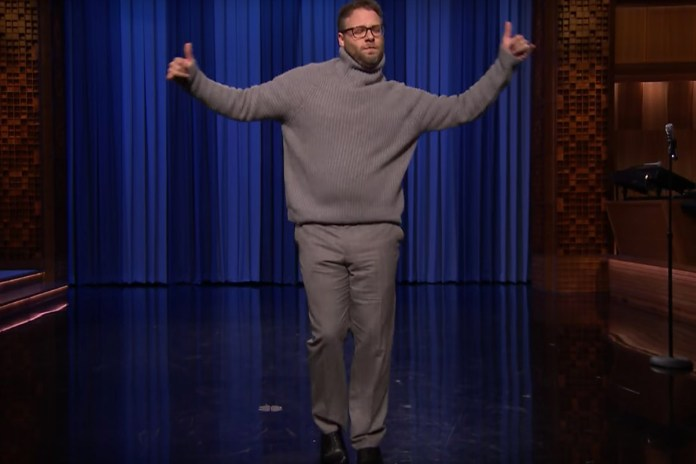 "Watch Seth Rogen Lip Sync to Drake's ""Hotline Bling"""