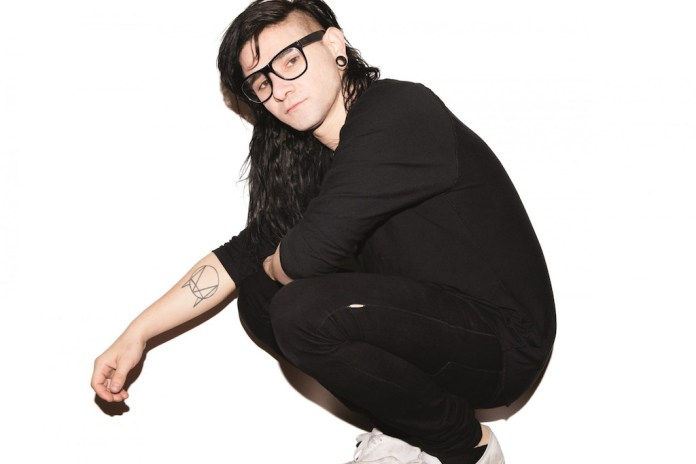 Skrillex Reunites With His Old Emo Band (First To Last) and Releases New Single