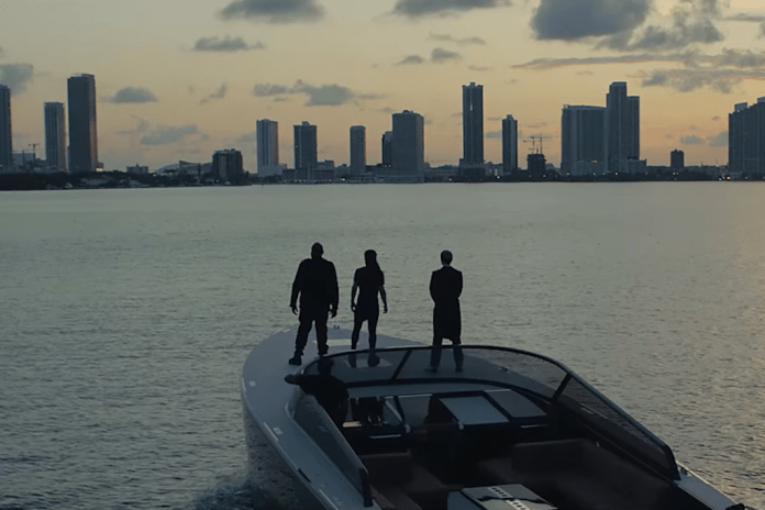 "Watch Skrillex & Rick Ross Run Through Miami in ""Purple Lamborghinis"""