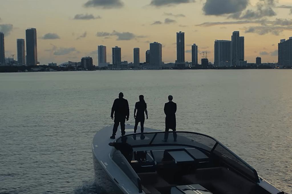 "Watch Skrillex & Rick Ross Run Through Miami in ""Purple Lamborghinis"""