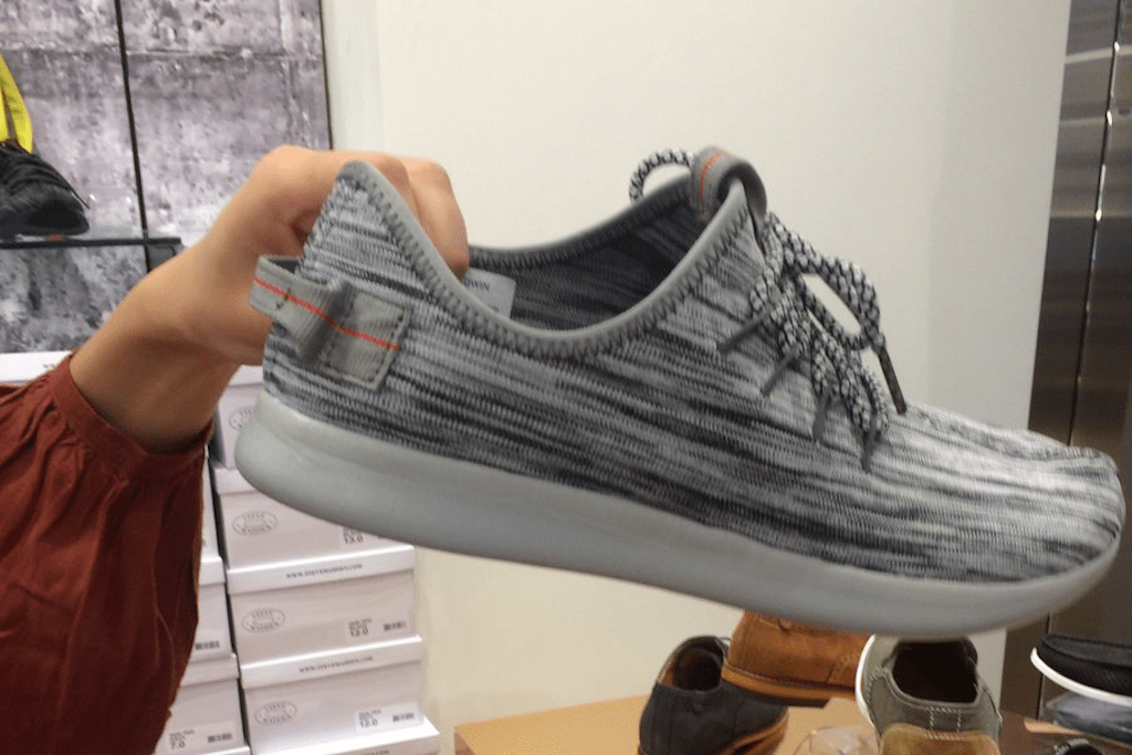 Steve Madden is Now Selling Fake Yeezy
