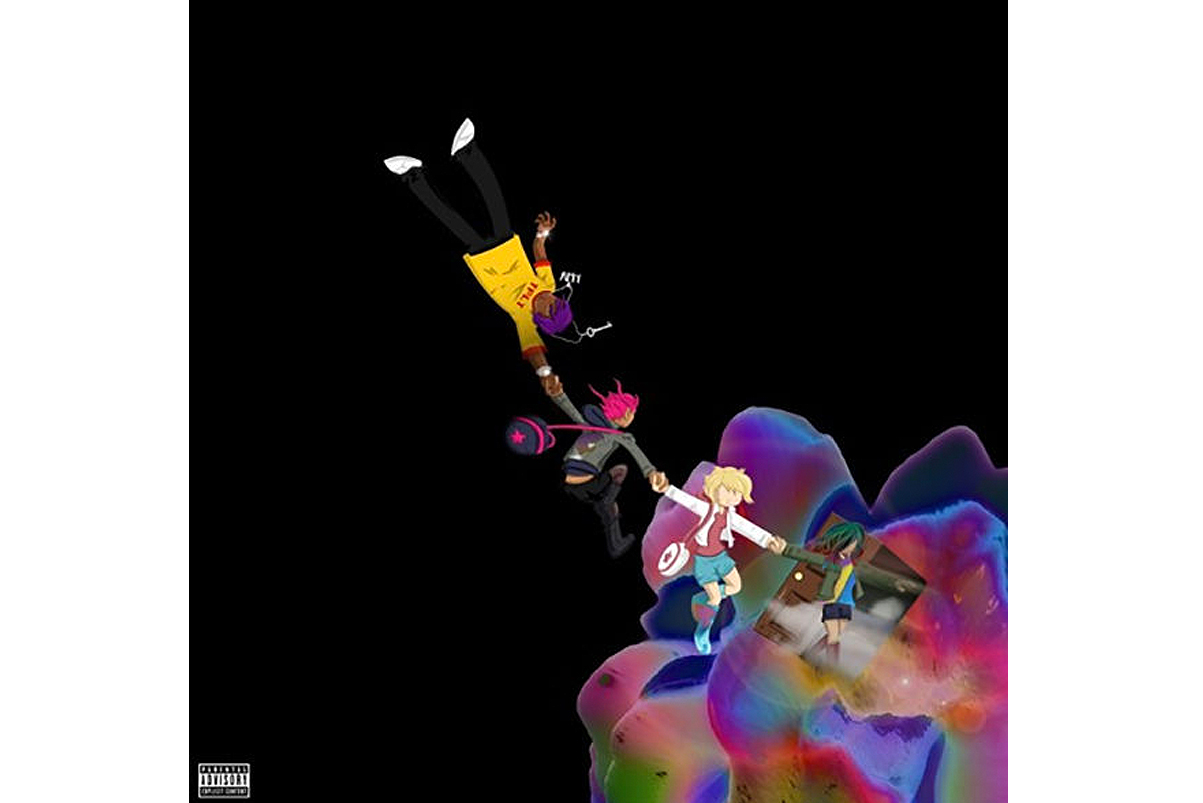 Stream Lil Uzi Vert's New Mixtape, 'The Perfect Luv Tape'