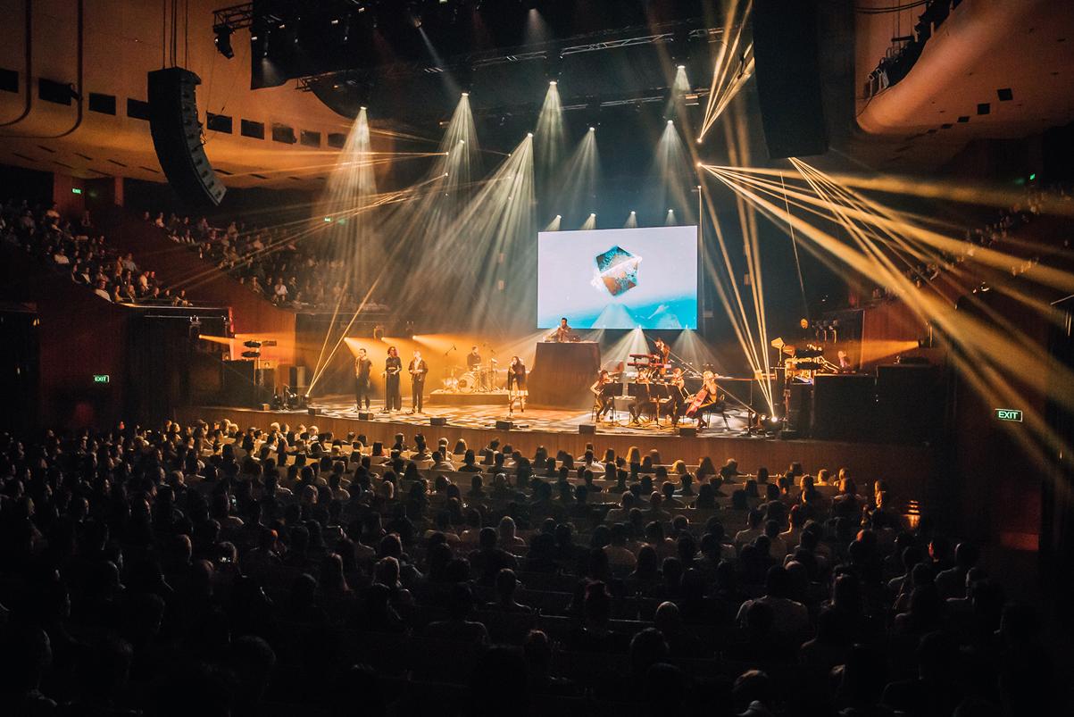 Ta-ku Brings His Cinematic Audiovisual Experience to the Sydney Opera House