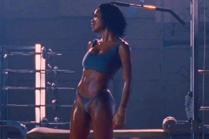 "Teyana Taylor Discusses Her Starring Role in Kanye West's ""Fade"" Video"