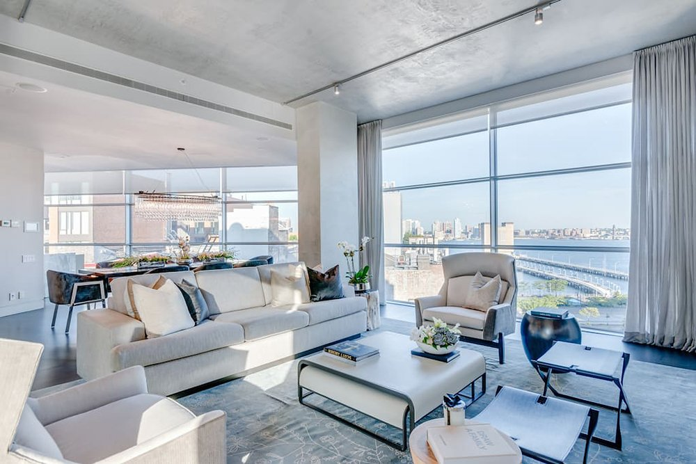 Check out the $30 Million Penthouse Kim Kardashian Lives in During Kanye West's Tour