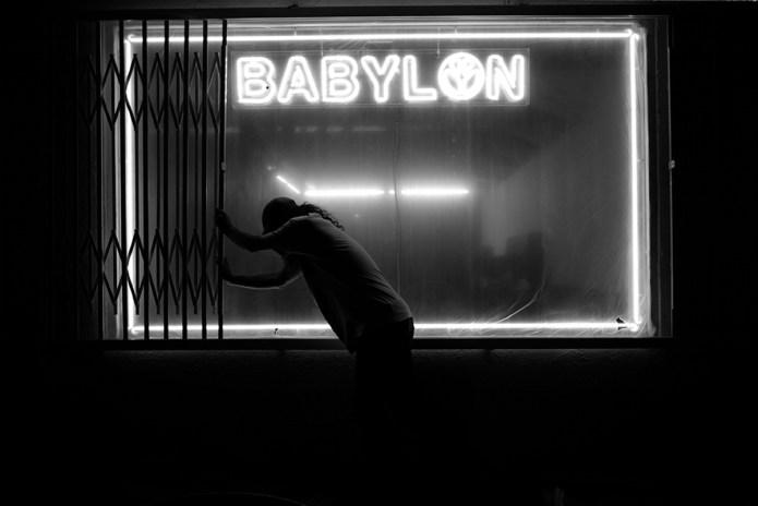 Watch Trash Talk Frontman Lee Spielman Discuss Their Hollywood Store, Babylon