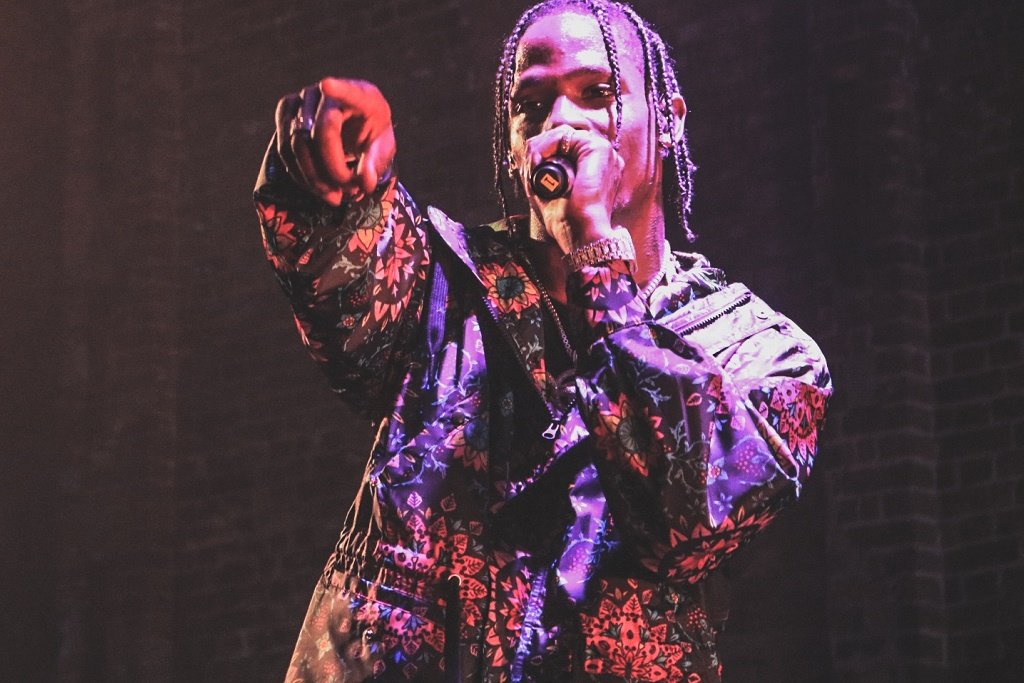 Travi$ Scott Reveals Release Date for 'Birds In The Trap Sing McKnight' & Collabs with Kendrick Lamar & Kid Cudi