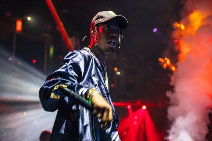 Travi$ Scott & Gucci Mane Tease New Collaboration