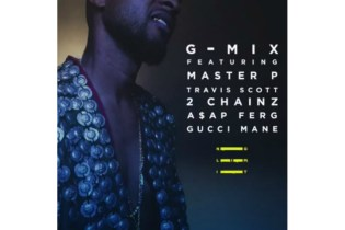 "Usher's Drops ""No Limit"" G-Mix Featuring Master P, Travis Scott, 2 Chainz, Gucci Mane & A$AP Ferg"