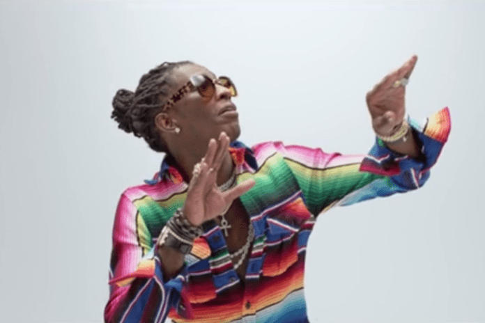 "Usher and Young Thug Share New Video for ""No Limit"""