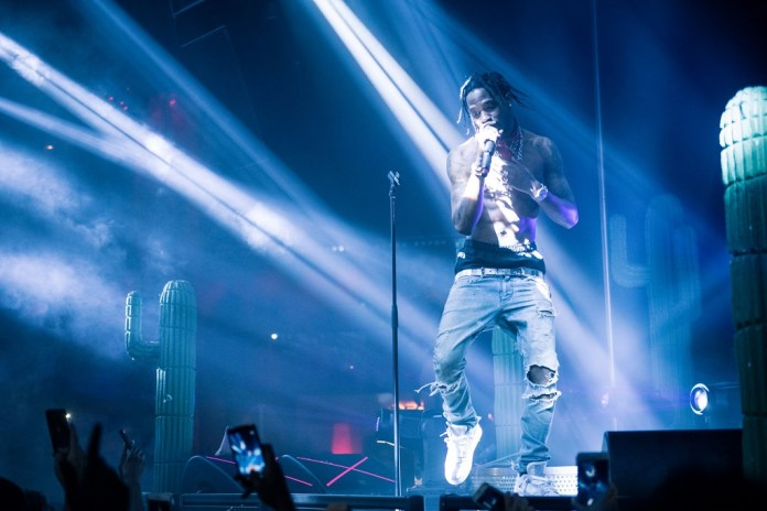 Wale Debuts Collaboration With Travi$ Scott