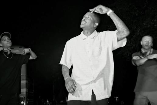 "YG Drops ""F*ck Donald Trump"" Video Featuring Macklemore & G-Eazy"
