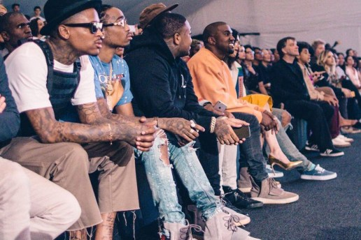 YG Reveals Why He Wore Toms to Tyler, The Creator's Fashion Show