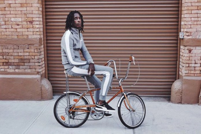 Young Thug Wears an Extravagant Dress for 'JEFFERY' Cover Art