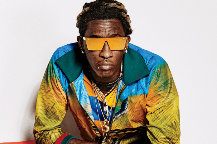 Young Thug Responds to Erykah Badu's Andre 3000 Comparison