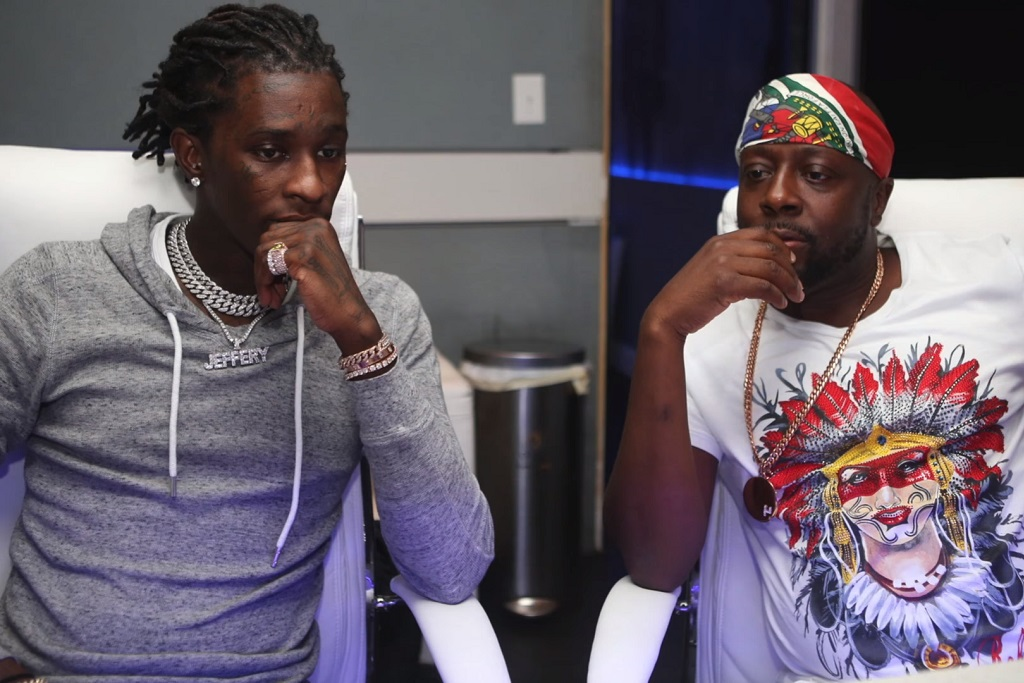 """Young Thug & Wyclef Jean Share """"Elton"""""""