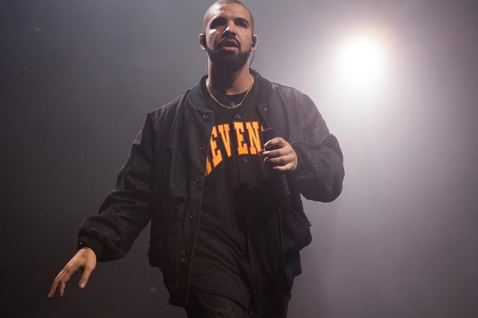 Someone Stole $2-3 Million of Jewelry from Drake's Tourbus