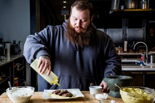Action Bronson Recalls Stealing TVs from K-Mart & Eating Baby Turtles