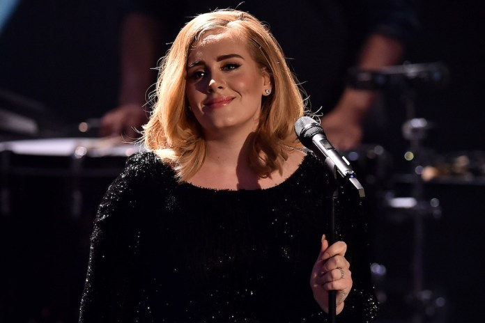 "Adele Says Quitting Smoking Has Made Her Voice ""Weaker"""