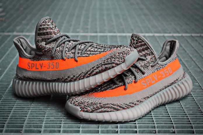 """Check Out Kanye West's Upcoming adidas YEEZY Boost 350 V2 """"Stealth Grey"""""""
