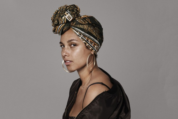 "Alicia Keys Reworks Desiigner's ""Timmy Turner"""