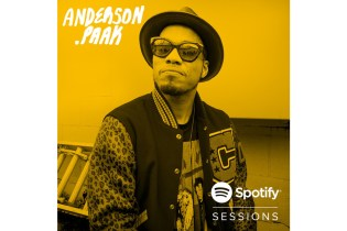 Stream Anderson .Paak's 'Live From Spotify House' Album