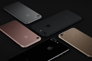 Apple Officially Introduces the iPhone 7