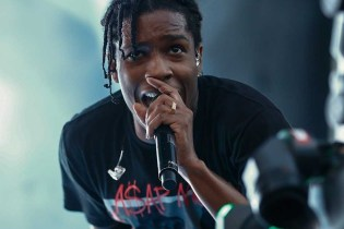 "A$AP Rocky Connects With Mura Masa for ""Love$ick"""